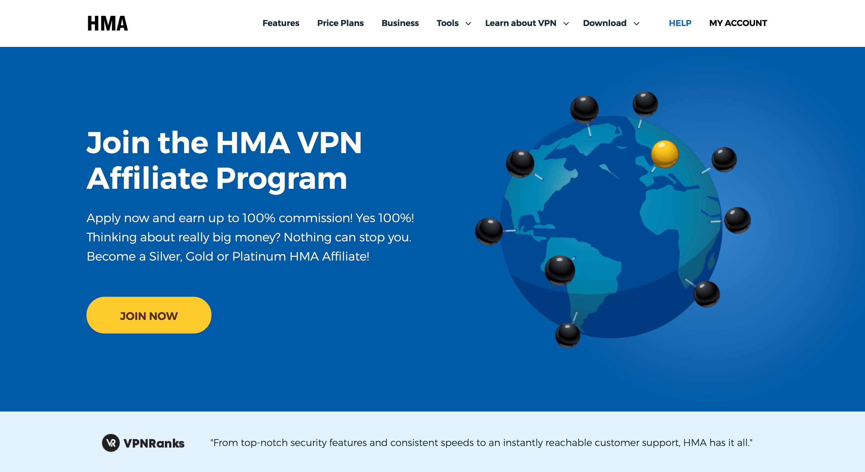 HMA Affiliation